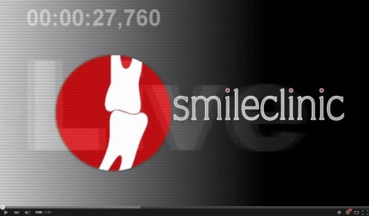 Smileclinic live implant surgery
